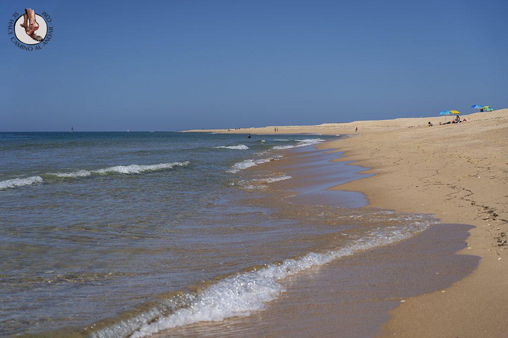 visitar algarve Praia Barreta Ilha Deserta