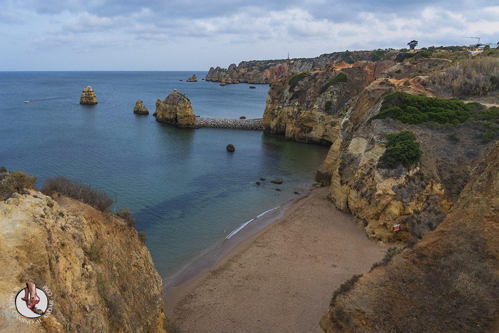 visitar algarve Praia Pinhao