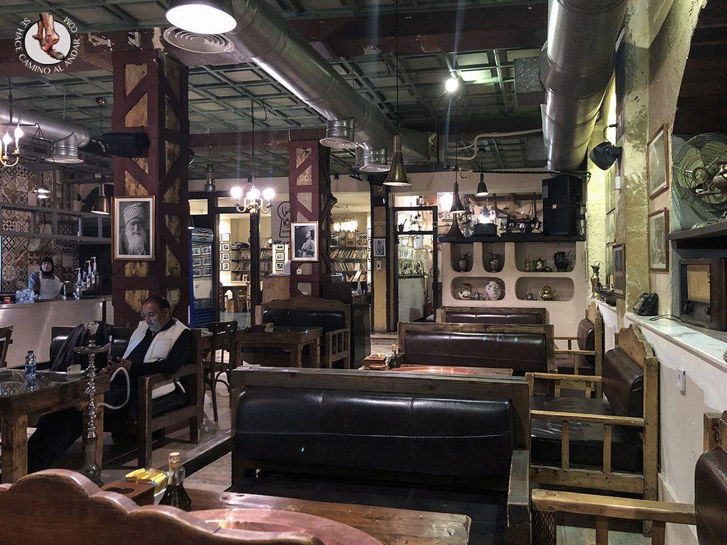 visitar amman Jafra Cafe salon