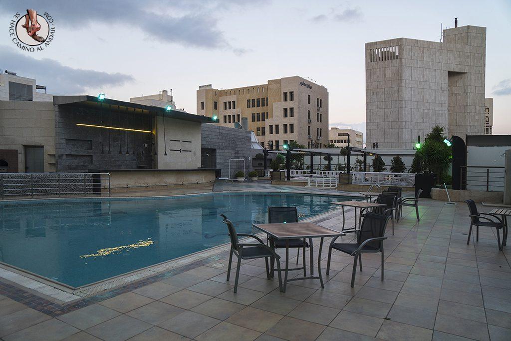 visitar amman un dia hotel Kempinski