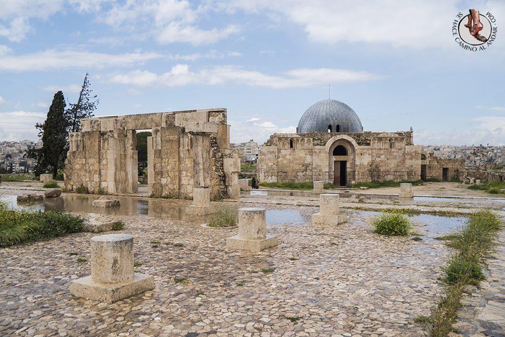 visitar amman un dia iglesia bizantina