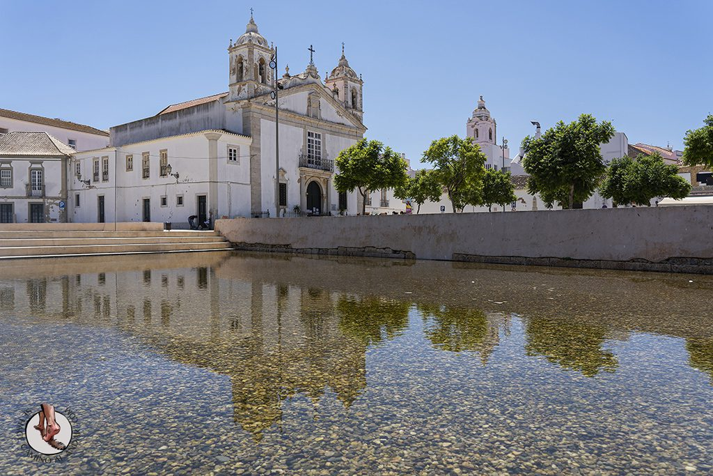 visitar el algarve lagos Igreja de Santo Antonio