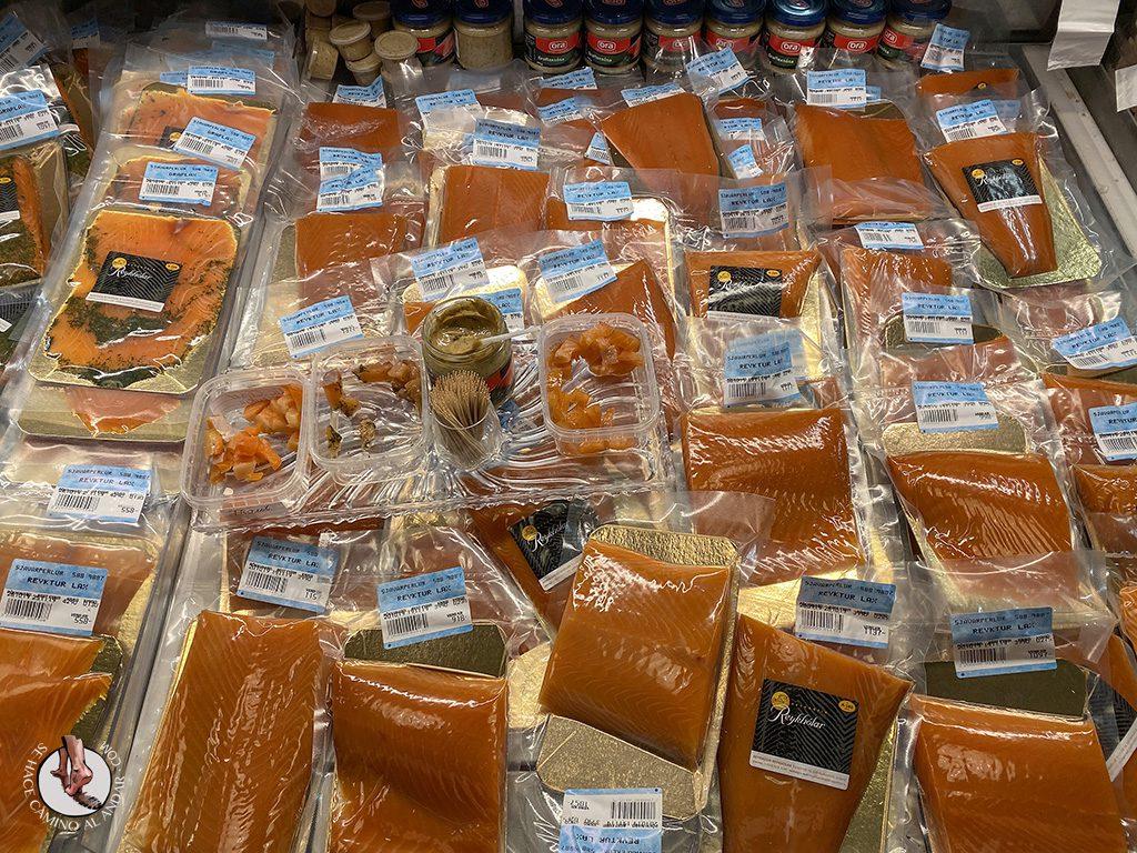 visitar reikiavik 1 dia mercado pulgas kolaportid salmon