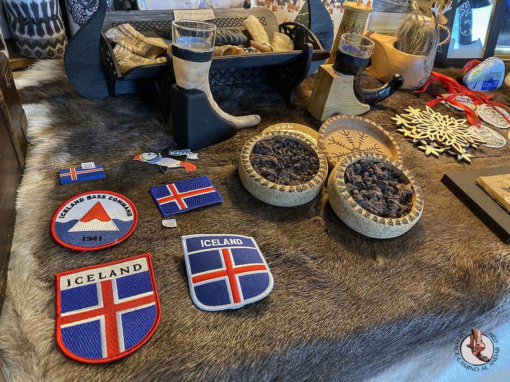 visitar reikiavik 1 dia mercado pulgas kolaportid souvenirs