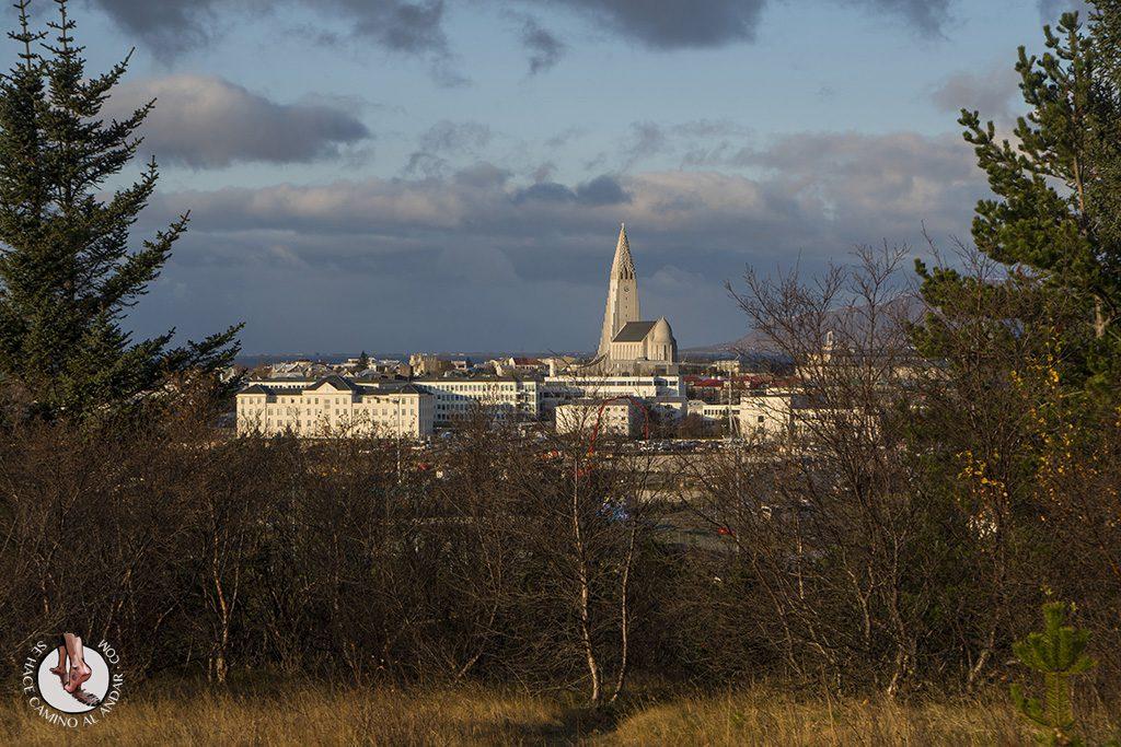 visitar reikiavik 1 dia perlan iglesia Hallgrimskirkja
