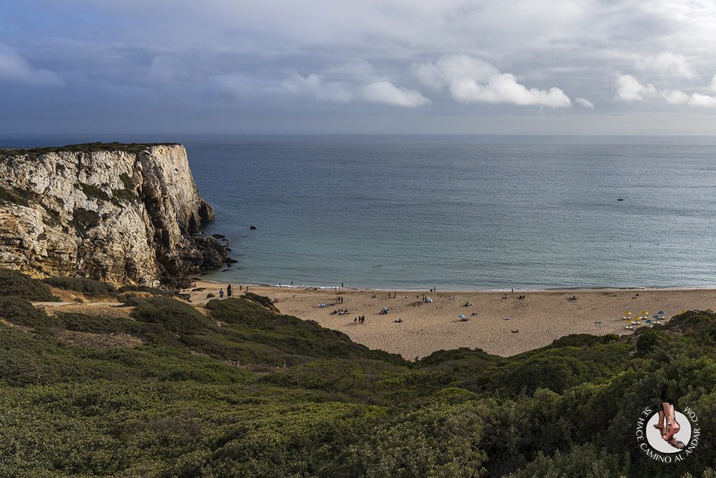visitar sagres Praia do Beliche