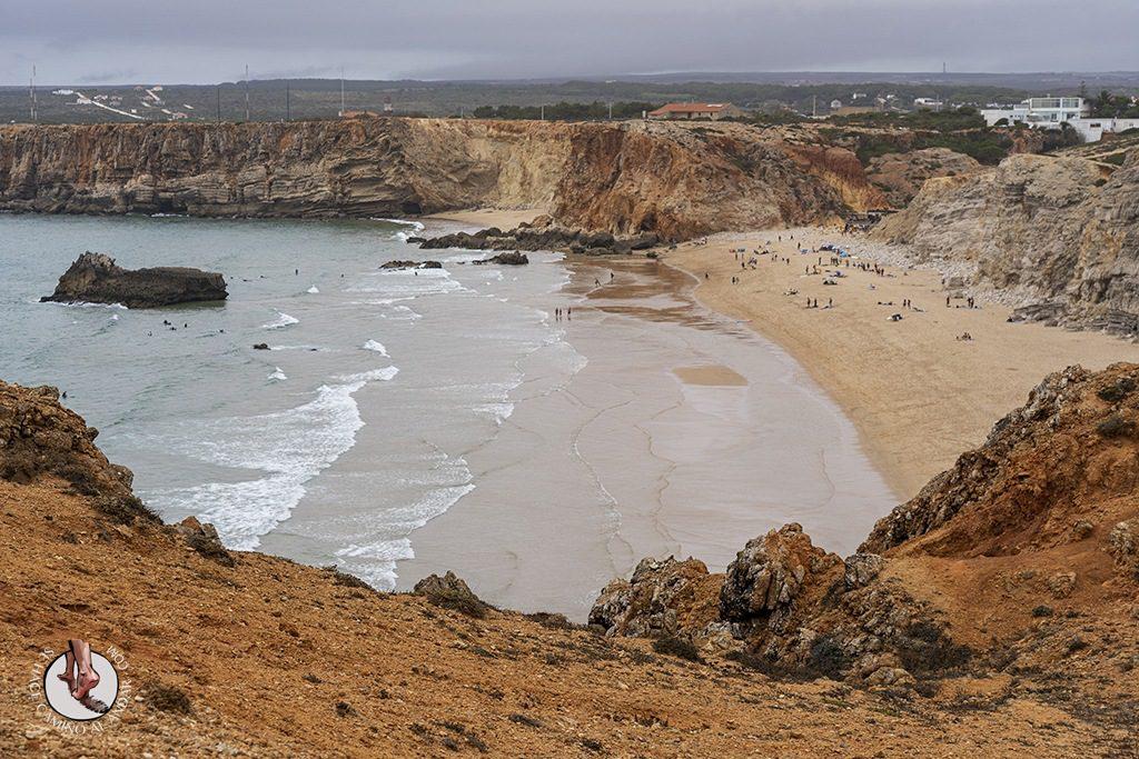 visitar sagres praia tonel